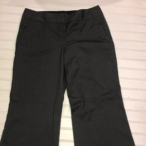 The limited Cassidy NWT striped pants
